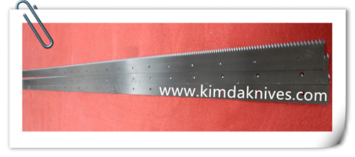 Serrated Machine Knives-1750