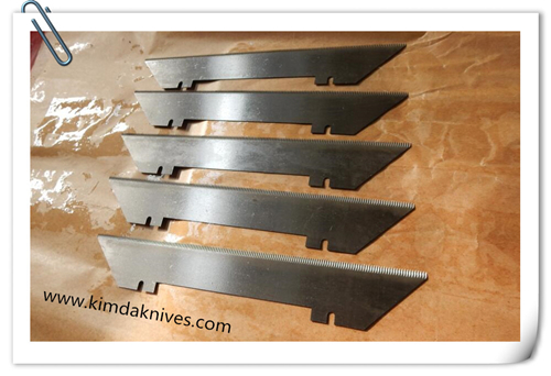 Serrated Machine Knives-330-50
